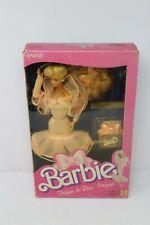 BARBIE PROFUMO PARFUM DE REVE MATTEL 1987 CON SCATOLA