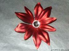 Glass Enamel Vintage Costume Brooches/Pins