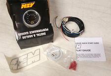 AEM 52mm Digital Voltmeter Voltage Gauge 8V To 18V Volts Meter Gauge New