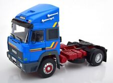 RK180072 Iveco Turbo Star 4x2 Blue Articulated Lorry 1:18 Road Kings