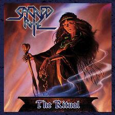 Sacred Rite - The Ritual US 80's Power Metal Official CD W/ Bonus