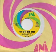 STRAWBERRY ALARM CLOCK Sit With The Guru /Pretty Song From Psych-Out original 45