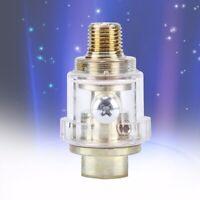 "1/4"" BSP Mini In-Line Oiler Lubricator For Air Compressor Pipe & Pneumatic Tool"