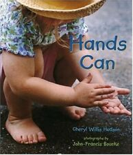 Hands Can,Cheryl Willis Hudson, John-Francis Bourke