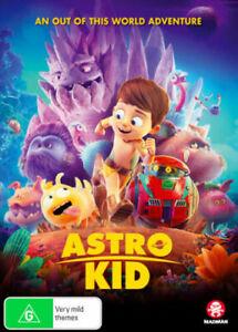 Astro Kid : NEW DVD