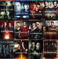 Supernatural Choice of Individual Season DVD Set 1 2 3 4 5 6 7 8 9 10 11 or 12