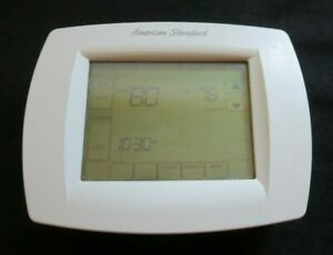 American Standard programmable thermostat ACONT802AS32DAA