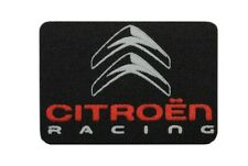 Citroen Racing 6,3 cm 4,4 cm Ferro Stiro Applicazione Patch Auto Raduno Motors
