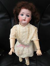 Antique Kestner Bisque Head Composition Body Doll J.D.K. @14 Germany 2, JOINTED