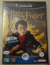 HARRY POTTER Y LA CAMARA SECRETA PAL ESPAÑA GC GAMECUBE NUEVO SELLADO PRECINTADO