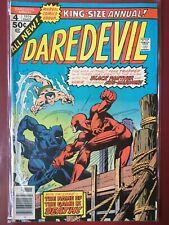 Marvel Comics Bronze Age: ALL NEW! DAREDEVIL ANNUAL #4 (1976/02427)