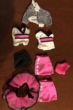 Barbie Little Sister Stacie Lot Of Cloths