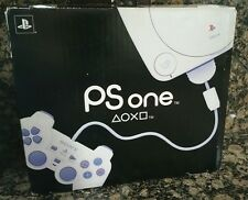 Sony PSOne Brand New Factory Sealed PlayStation 1 Console SCPH-101 PS1 Sony PS 4