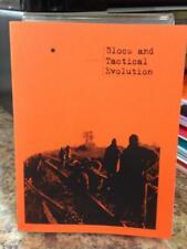 NEW - Blocs & Tactical Evolution by Crimethinc