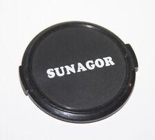 Sunagor - Genuine 58mm Snap-On Lens Cap - vgc