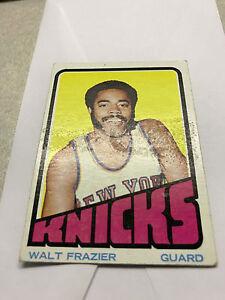 1972-73 Topps #60 Walt Frazier Stain #4041