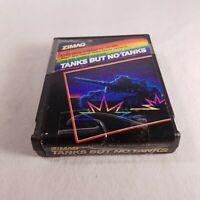 Atari 2600 Tanks But No Tanks TESTED & GUARANTEED!!