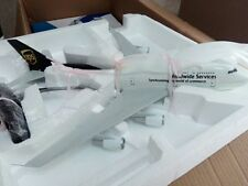 UPS WORLDWIDE  LARGE PLANE MODEL SOLID RESIN  AIRPLANE APX 45cm