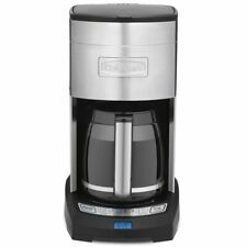 Cuisinart DCC3650 Elite 12-Cup 24-Hour Programmable Stainless Coffeemaker