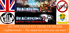 Dead Rising 2  + Off the Record Steam key NO VPN Region Free UK Seller