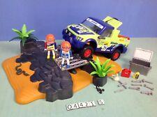 (O4421.5) playmobil 4 x 4 rally du désert ref 4421 4422 4420