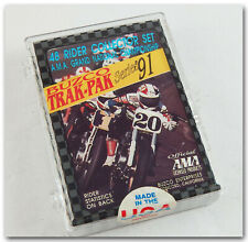 AMA MOTORCYCLE FLAT TRACK DIRT SHORT COLLECTOR CARDS RICKY GRAHAM DAVEY CAMLIN