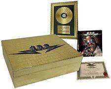 u.d.o. decadent autographed box set with bonus tracks udo cd digi-pack IN STOCK