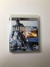 Battlefield 4 PS3 Video Game Play Station 3 EA Sports