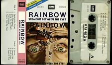 Rainbow Straight Between The Eyes Cassette Tape