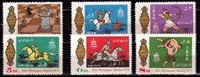 1972 1Iran 1586-1591 Olympische Spelen München - Olympics cat waarde € 19