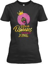 Queens Are Born In June Tshi Gildan Women's Tee T-Shirt