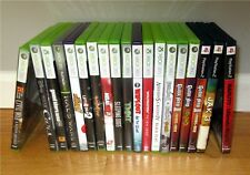 Video Game Lot of 19 - Xbox  360 & Playstation 2