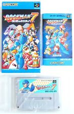 ROCKMAN 7 MEGAMAN Nintendo Super Famicom SFC SNES Japan (1)