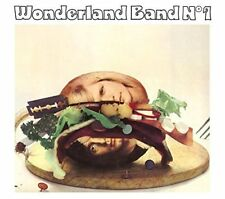 Wonderland-Wonderland Band No. 1, CD NEUF DIGIPACK