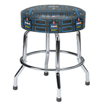 """Pac-Man Stool - 19"""" - Perfect for Cocktail table games!"""