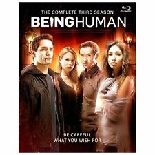 Being Human: The Complete Third Season [Regions 1,4] - DVD - New - Free Shipping