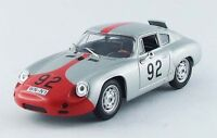 Best MODEL 9518 -  Porsche Abarth #92 Targa Florio - 1961     1/43