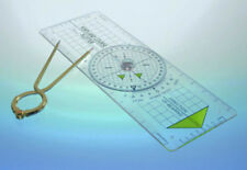 Brand New Portland Course Plotter and Dividers, Navigation aid, Chart work