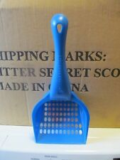 Bulk Lot Of 120 New Cat Litter Scoopers, 11 1/4 inches long by 5 1/4 inches wide