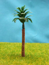 tP01-50pcs Scale Train Railway Layout Set Model Palm Trees Ho Tt N (70mm)