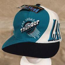 VTG w/tags Las Vegas Thunder Top of the World Adult Snapback Hat Cap IHL Hockey