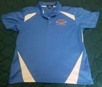 University of Florida Gators Men's Blue  S Polo Shirt 🏈 2008 championship