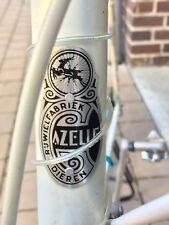 Gazelle Rennrad Rahmen Cinelli Reynolds 653 vintage 56 56.5 57 Gemufft Lugged
