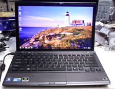 Sony Vaio VPCZ1 Laptop- 180GB SSD, 4GB RAM, Intel i5-CPU,2.53G 1600x900