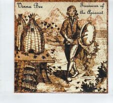 (HR155) Oinna Bee, Treasures Of The Apiarist - 2013 sealed DJ CD