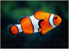 Clown Fish Tropical JIGSAW Puzzle Birthday Christmas Gift (Can Be Personalised)