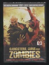 NEUF DVD Gangsters, Guns And Zombies SOUS BLISTER HORREUR [DVD + Copie digitale]