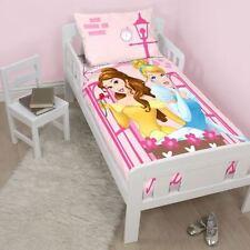 Parures et housses de couette rose Disney pour chambre à coucher