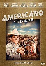 Americano - The Americano - mit Glenn Ford & Ursula Thiess (Western Filmjuwelen)