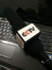 Customized MIC FLAG Microphone Flag STANDARD SIZE Insert +FOAM For TV DJ
